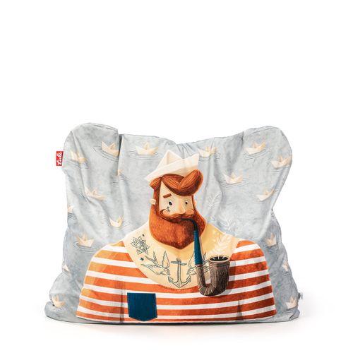 Tuli Funny Snimatelný potah - Polyester Vzor Námořník