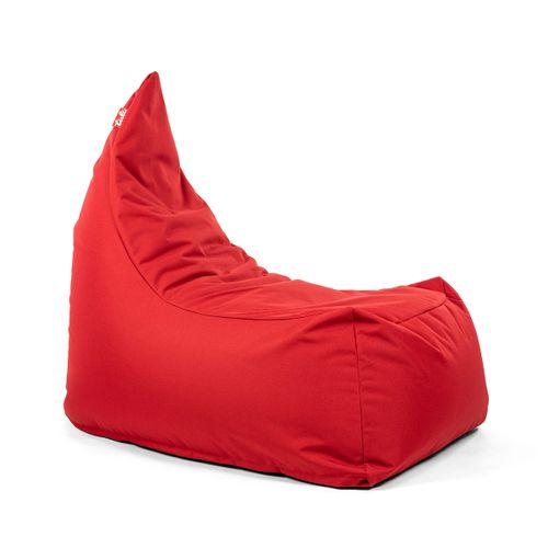 Tuli Kanoe Nesnimatelný potah - Polyester Tmavá červená